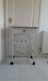 Kitchen trolley for sale £25.