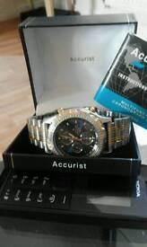 Accurist men's watch