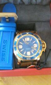 Swiss Legend pro divers watch