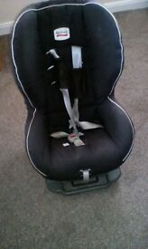 childs car seat in very good condition