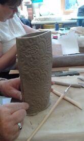 Hand Built Ceramic Workshop