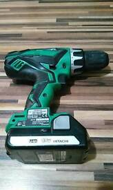 Drill Combi Hitachi 18V DV18DGL
