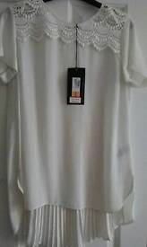 M&S top size 10 bnwt