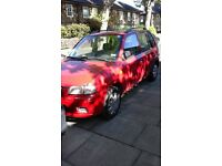 LHD Mazda Demio 1.4