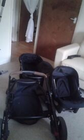 Xperior Travel System in Excellent condition Collection only from Ladywell in Lewisham £100