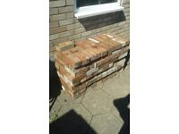 200 used bricks free to collect