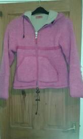 Women's Winter Fleece/coat. Size S/M.