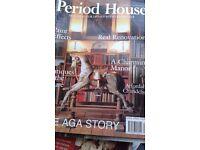 Vintage Home & Interior Magazines