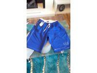 Armani /stone island shorts