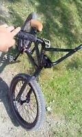Bmx bike and parts