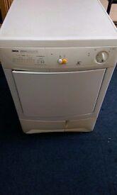 Zanussi TC7102W 6kg Condenser Dryer