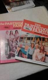 Partridge Family Annuals.