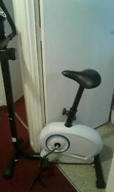 Exercise bike only used once