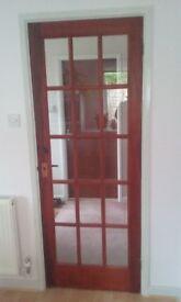 FULL GLAZED DOORS (15 Lite)