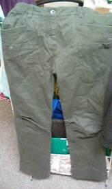 Fat face cargo pants