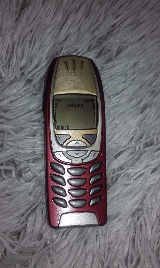 for sale nokia 6210 ulocked