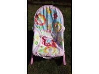 bouncer/toddler seat nr6