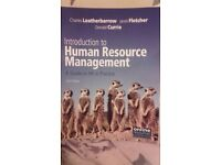 CIPD Introduction to Human Resources Management by Charles Leatherbarrow