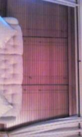 3 Wooden Venetian Blinds Each blind measures 38inches. wide