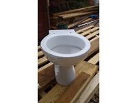 Toilet pan and sink for sale