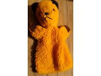 Vintage Sooty Glove Puppet