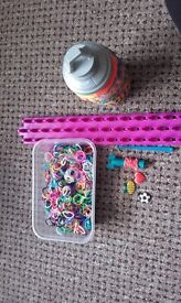 Loom bands/crazy looms