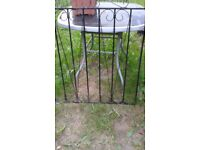 Wrought Iron Single Gate