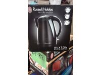 "BRAND NEW !!! Electric KETTLE "" Russell Hobbs "" 1.7L BUXTON"