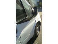 07 Transit Slavage Van.