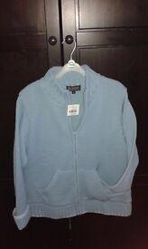 RG Fields Knit Fleece Lined Jacket
