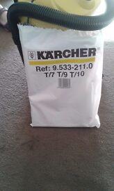 Karcher dust bags