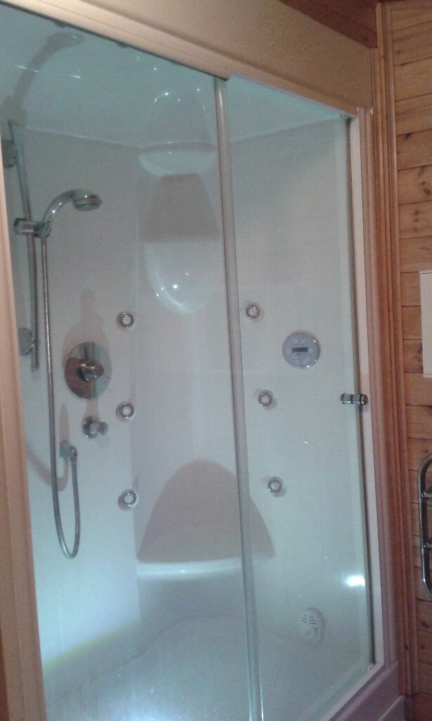 Delux Power Shower / Shower Pod | in Lewes, East Sussex | Gumtree