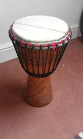 djembe (African drum)