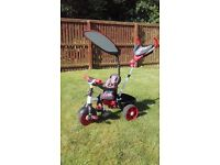 Little Tikes 4-in-1 Trike Sports (red)