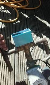 Honeywell valve 3ways part and pump