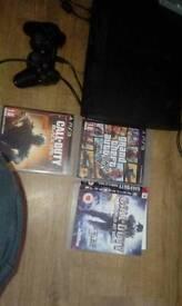 Playstation3. Gta v black ops 3