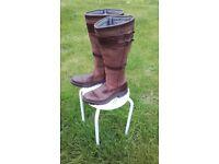 Dubarry boots - ladies size 7