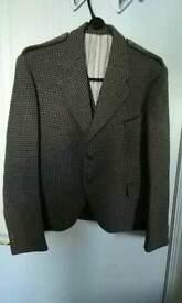 Tweed Kilt Jacket and Waistcoat