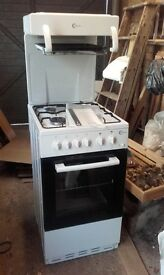 Flavel Gas Cooker with Eyelevel grill.