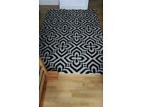 Quality Hand Tufted M&S rug 1.6mx2.3m