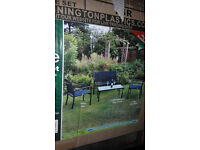 KingFisher Outdoor Living Lounge Furnature Set