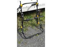 Halfords Bike rack in excellent condition