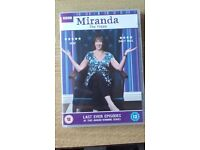 Miranda The Finale DVD