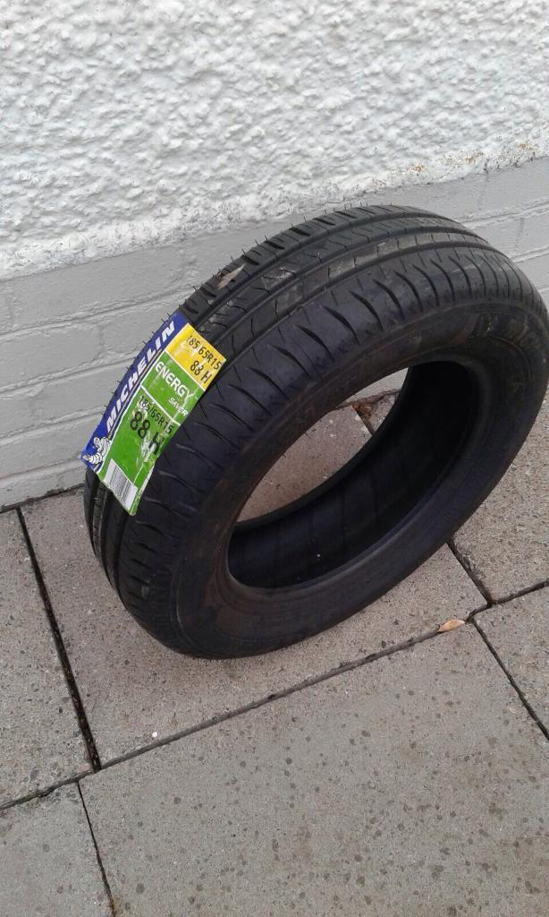 185 x 65 x 15 Michelin Tyre BRAND NEW