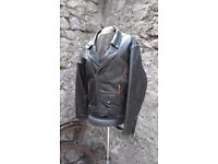 JTS Marlon Brando Leather Jacket