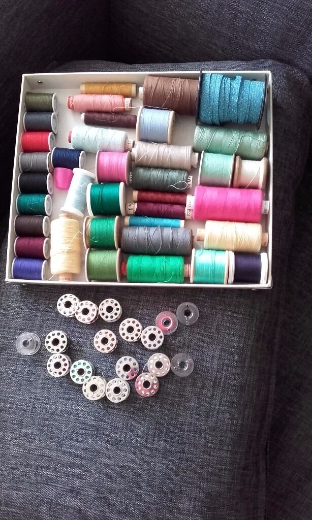 Threads and bobbins