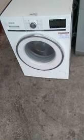 # 7959 Siemens IQ700 8K Washing Machine 6 Months Warranty
