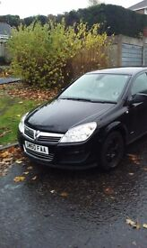 Vauxhall Astra (In same family since new)