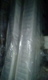 "Brand new 72"" x 27""coil sprung mattress for caravan, t4, transit, camper van 72 x 27"