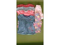 LARGE SUMMER BUNDLE TODDLER CLOTHES - AGE 2 see all pics(9 ITEMS) EX CON